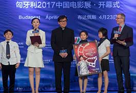 Chinese film festival starts in Budapest with Jackie Chan