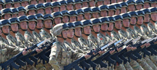 China marks 90th birthday of People's Liberation Army