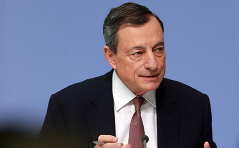 ECB keeps key interest rates at record low, forecasts stronger economic growth in euro area