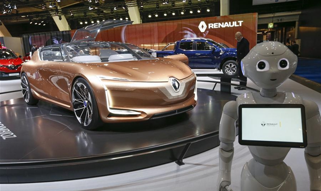 Media preview of 96th European Motor Show in Brussels