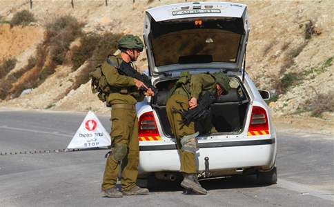Israeli forces conduct sweeping raid after deadly shooting attack