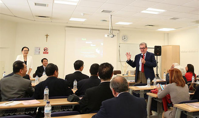 Malta hosts first Chinese Medicine and Western Medicine Meeting