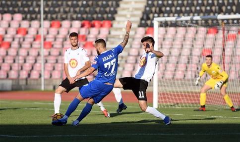 Albanian Superliga: Kukes vs. Luftetari