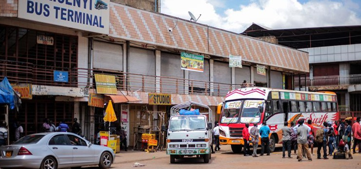 Public transportation allowed to reopen across Uganda