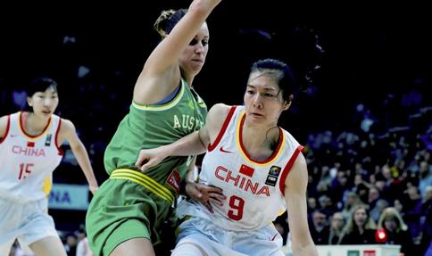 WCBA team Hebei signs Chinese international Guo Zixuan