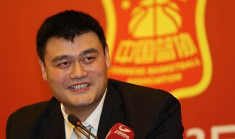 "Yao Ming on CBA restart: ""Everything is just beginning"""