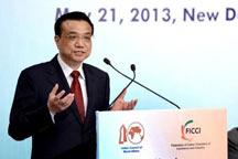 Chinese premier calls for stronger economic ties with India