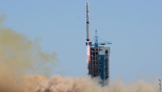China launches remote-sensing satellite