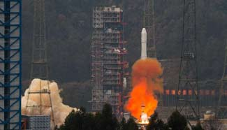 China launches satellite Fengyun-II 08