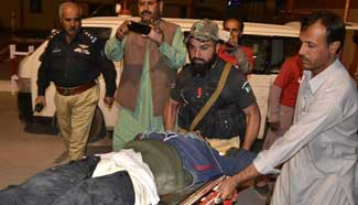 59 dead after police training center attack in Pakistan