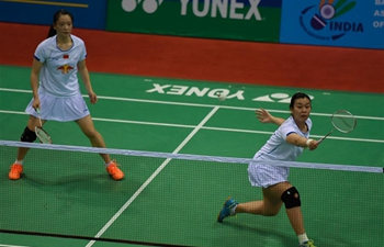 Yonex Sunrise Indian Open Badminton Championship: China beats England 2-1