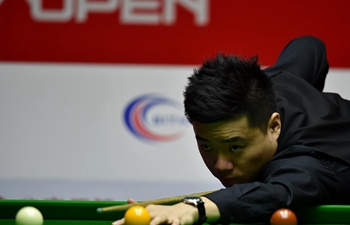 Ding Junhui beats Mark Joyce 5-3 at World Snooker China Open