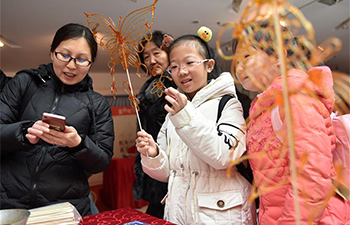 Children's temple fair held in Tianjin to publicize traditional culture