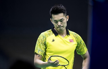 Lin Dan fails to enter Badminton Asia Championships 2nd round