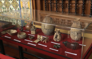 Peru repatriates 1700 stolen historical pieces