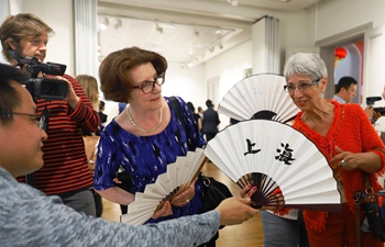"""Dynamic Shanghai"" returns to Belgium with exhibition of Jiangnan culture"